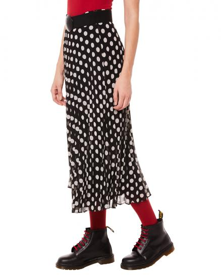 Юбка All Over Dot Pleated