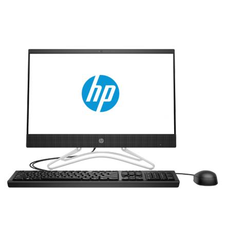 "Моноблок HP 200 G3 3VA64EA 22"" FullHD Core i3 8130U / 4Gb / 128Gb SSD / DVD / Kb+m / Win10Pro Black"