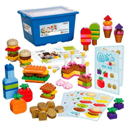 LEGO Education PreSchool 45004 Cafe+ DUPLO