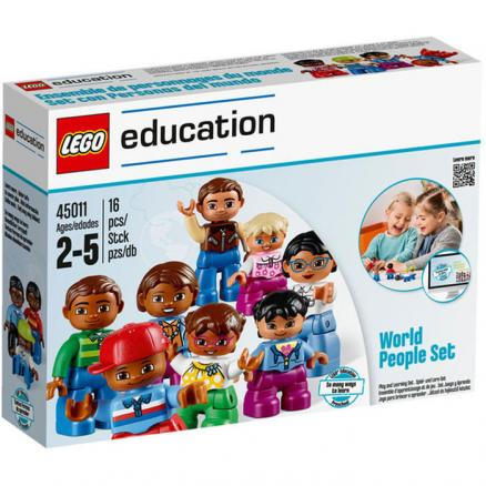 LEGO Education PreSchool 45011 Люди мира DUPLO