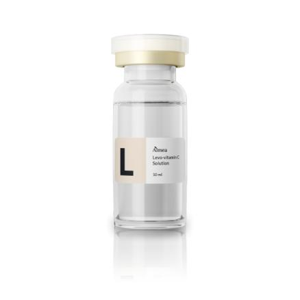 Levo-vitamin C solution