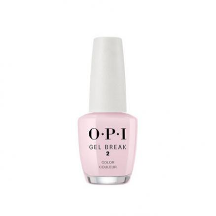 OPI, Лак для ногтей Gel Break, Properly Pink, 15 мл