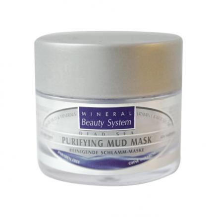 Mineral Beauty System, Маска для лица Purifying Mud, 50 мл