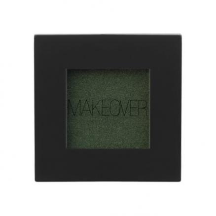 MAKEOVER PARIS, Тени для век Single Eyeshadow, Forest