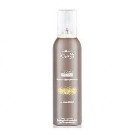 Hair Company, Мусс Inimitable Style Treating, 200 мл