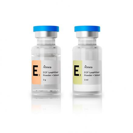 Almea, Концентрат EGF Lyophilized Powder+Solvent (E1+E2)