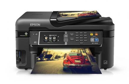 МФУ Epson Workforce WF-3620