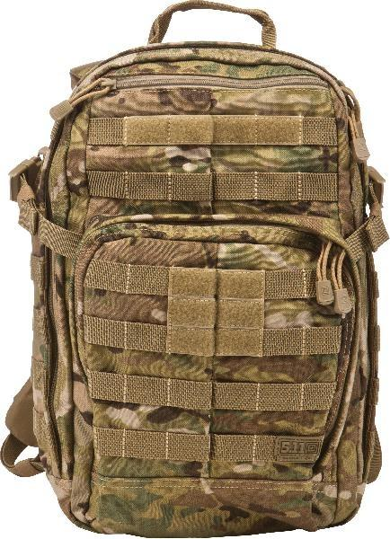 Рюкзак 5.11 Tactical RUSH 12 MULTICAM (169)