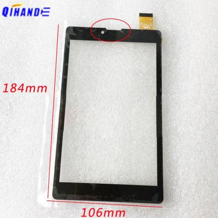 New touch screen For 7 inch Irbis TZ781 Capacitive Touch Screen Touch Panel Digitizer Panel Replacement Sensor