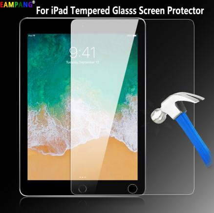 Tempered Glass for iPad 2 3 4 Air 1 2 Pro 9.7 11 10.5 9.7 2017 2018 Pro 12.9 2015 2017 10.2 2019 mini 2 3 4 5 Screen Protector