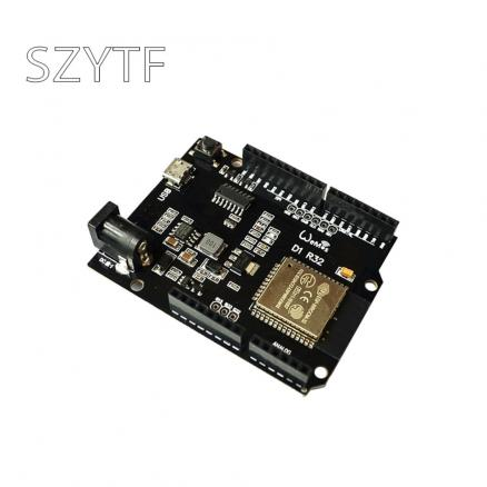 WiFi and Bluetooth esp32 4MB flash UNO D1 R32 for Arduino
