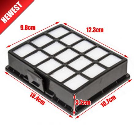 1Pcs Hepa filters replacements for samsung DJ97-00492A SC6520 SC6530 /40/50/60/70/80/90 SC68 Vacuum cleaner filter spare parts
