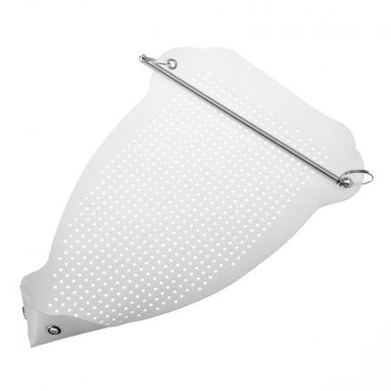 Electric Parts Iron Cover Shoe Ironing Aid Board Heat Protect Fabrics Cloth Heat Fast Iron Without Scorching White