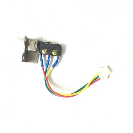 1PCS Gas Water Heater Spare Parts Micro Switch With Bracket Universal Model Suitable for most Valve assembly