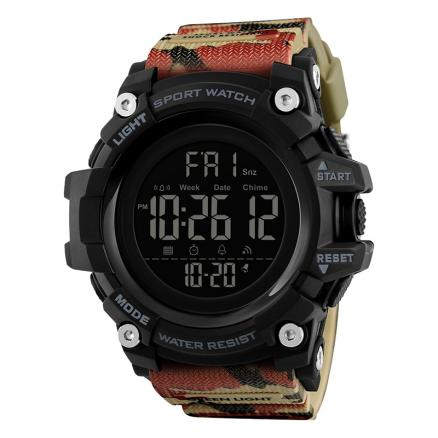 Fashion Men Digital Watches Professional Waterproof Sports Wristwatch Military Army Week Shock Resistant Alarm Electronic Clock
