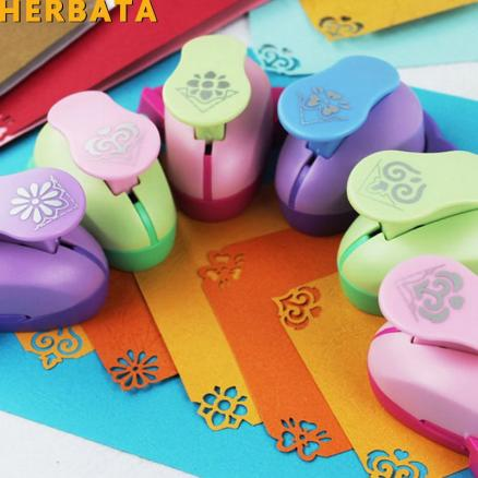 HERBATA 10 Designs Leaf Corner Punch Diy Craft Punch Hole Puncher Scrapbook Paper Cutter Hole Punch Cortador Papel Scrapbooking