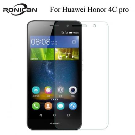 For Huawei Honor 4C pro glass huawei y6 pro screen protector RONICAN tempered glass huawei ultra thin 4c pro y6 creen saver film