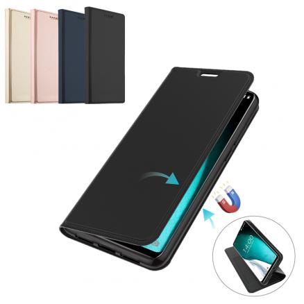 For Oukitel C17 Pro/C16 Pro Case Luxury Leather Protective Wallet Flip Stand Shockproof Cover For Oukitel C17 Pro Case Card Slot