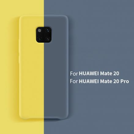 for Huawei Mate 20 Pro Case Soft Liquid Silicon Back Cover for huawei Mate 20 X Nova 5 Case 10 Pro P20 P30 Lite Shockproof case