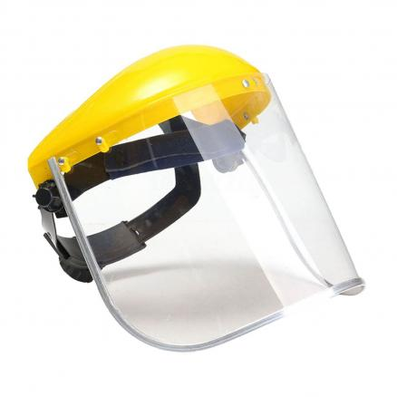 Hot Sale 1x Clear Safety Grinding Face Shield Screen Mask For Visors Eye Face Protection