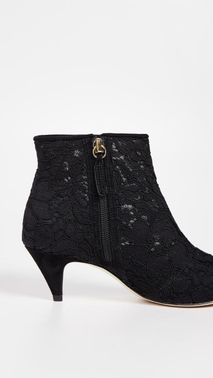 Kate Spade New York Stan Lace Booties