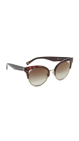 Marc Jacobs Rope Rim Sunglasses