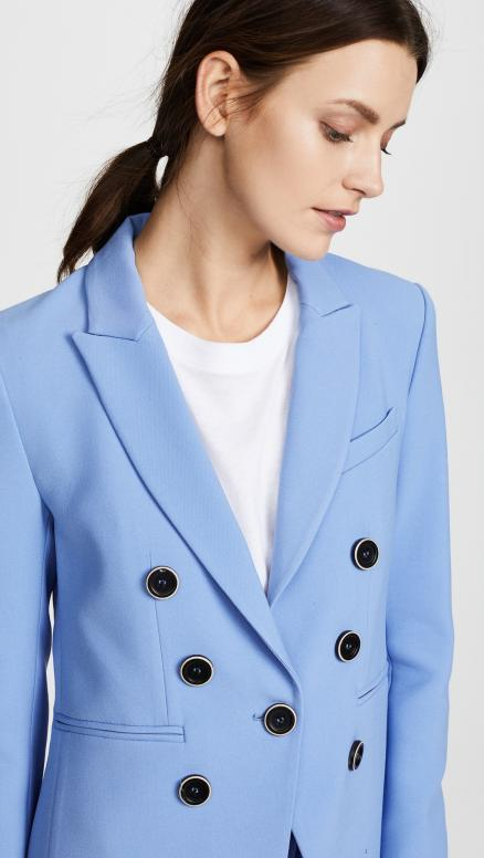 Veronica Beard Colson Dickey Jacket