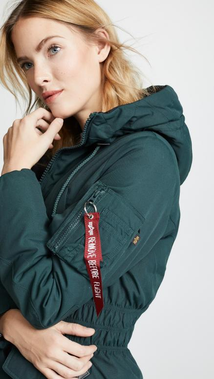 Alpha Industries N-3B Down Parka