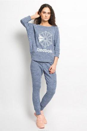 Свитшот Reebok F Iconic Back Zip C