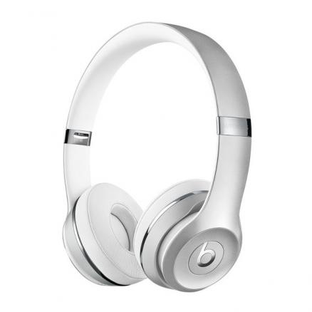 Наушники Beats Solo3 Wireless MNEQ2EE/A серебристый