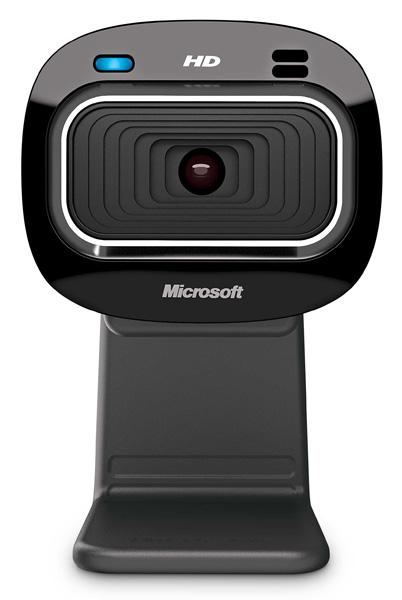 (T3H-00013) Камера интернет  Microsoft LifeCam HD-3000 USB Retail