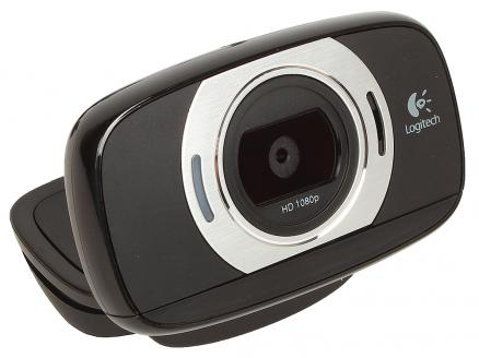 Веб-камера Logitech HD WebCam C615 2Мп, 1920x1080, микрофон, USB