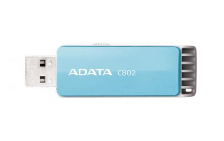 USB флешка A-data C802 16GB Blue (AC802-16G-RBL) USB 2.0