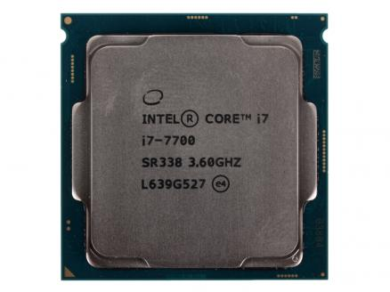 Процессор Intel Core i7-7700 OEM TPD 65W, 4/8, Base 3.60GHz - Turbo 4.20GHz, 8Mb, LGA1151 (Kaby Lake)