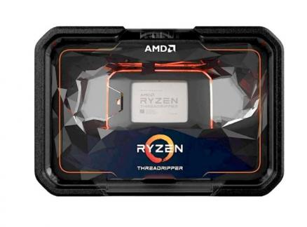 Процессор AMD Ryzen Threadripper 2990WX WOF (BOX без кулера) 250W, 32C/64T, 4.2Gh(Max), 80MB(L2+L3), sTR4 (YD299XAZAFWOF)