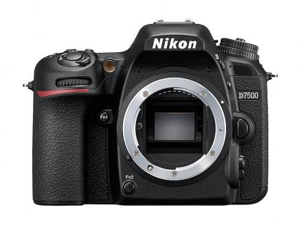 "Фотоаппарат Nikon D7500 Body (20.9Mp, 3.2"" LCD. ISO102600)"