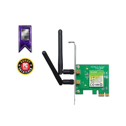 Сетевой адаптер WiFi TP-LINK TL-WN881ND PCI Express x1