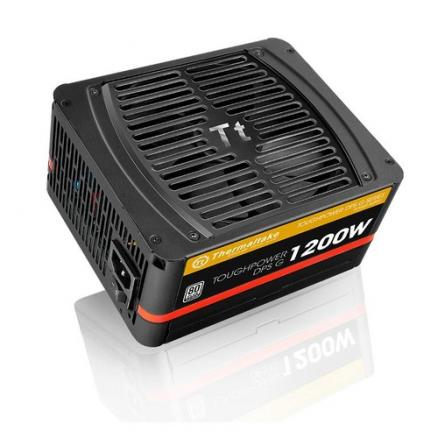 Блок питания THERMALTAKE Toughpower DPS G, 1200Вт, 140мм, черный, retail [ps-tpg-1200dpcpeu-p]