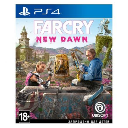 Игра PLAYSTATION Far Cry New Dawn, русская версия