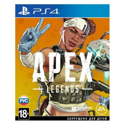Игра PLAYSTATION Apex Legends. Lifeline Edition, русская версия