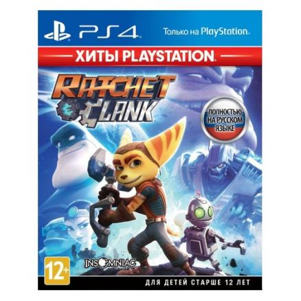 Игра PLAYSTATION Ratchet & Clank, русская версия