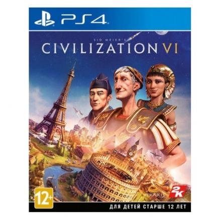 Игра PLAYSTATION Sid Meier's Civilization VI, RUS (субтитры)