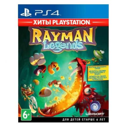 Игра PLAYSTATION Rayman Legends, русская версия