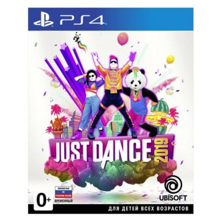 Игра PLAYSTATION Just Dance 2019, русская версия