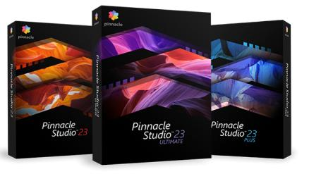 Pinnacle Studio 23 Standard (электронная версия)