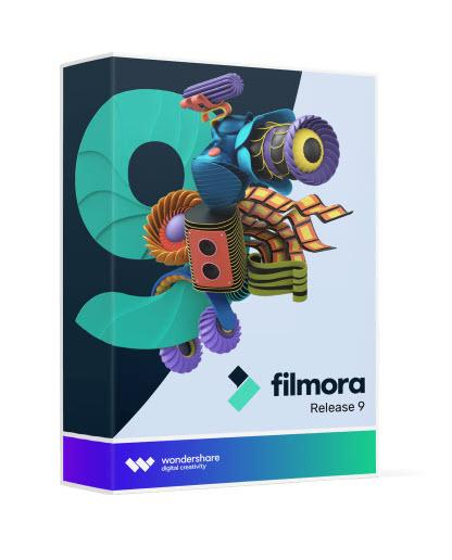 Wondershare Filmora Video Editor для Windows (годовая подписка)