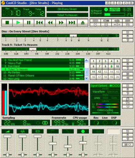 CoolCD Studio 1.5