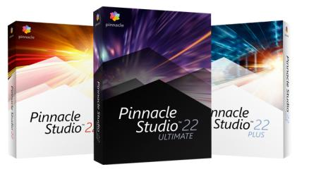 Pinnacle Studio 22 Plus (электронная версия)