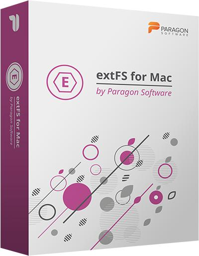 extFS for Mac by Paragon Software 11