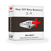 Easy FAT Data Recovery 3.0